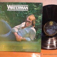Discos de vinilo: DENNIS WATERMAN. WATERMAN. LP / DJM RECORDS - 1978. PROMOCIONAL CON CARTA PRESENTACIÓN. ***/***. Lote 42389788