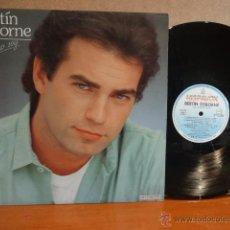Discos de vinilo: BERTÍN OSBORNE. TAL COMO SOY. LP / HISPAVOX - 1984. MUY BUENA CALIDAD. ***/***. Lote 42392407