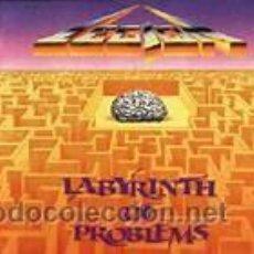 Discos de vinilo: LEGION: LABYRINTH OF PROBLEMS. EDICION VINILO. DIFICILISIMO.. Lote 42395326