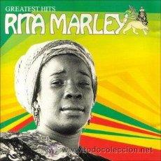 Discos de vinilo: RITA MARLEY, GREATEST HITS LP. Lote 42405789