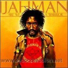 Discos de vinilo: IJAHMAN, ARE WE A WARRIOR LP. Lote 42406043