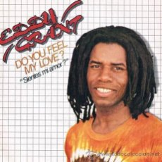 Discos de vinilo: EDDY GRANT, DO YOU FEEL MY LOVE? MAXI-SINGLE. Lote 42407476