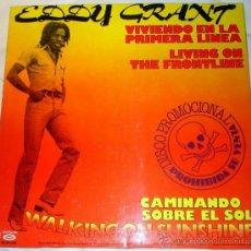 Discos de vinilo: EDDY GRANT, MAXI-SINGLE PROMOCIONAL. Lote 42407833