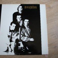 Discos de vinilo: MOSQUITOS, EL CLUB DE LA IGUANA,TWINS RECORDS,1989, ROCKABILLY, GARAGE, SPAIN, LP. Lote 42409168