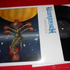 Discos de vinilo: MICHEL HUYGEN SUPRANATURAL LP 1987 DRO SYNTH ELECTRO EXPERIMENTAL NEURONIUM. Lote 42414895