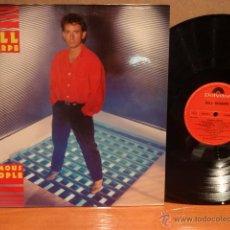 Discos de vinilo: BILL SHARPE. FAMOUS PEOPLE. LP / POLYDOR - 1985. CALIDAD LUJO. ****/****. Lote 42422668