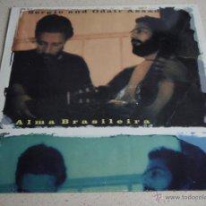 Discos de vinilo: SERGIO & ODAIR ASSAD ( ALMA BRASILEIRA ) 1988 - GERMANY LP33 NONESUCH DIGITAL. Lote 42428921