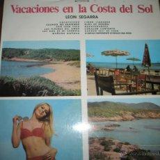 Discos de vinilo: LP-VINILO-ESPAÑA-VACACIONES EN LA COSTA DEL SOL-1969-12 TEMAS-MOVIE PLAY-.. Lote 42429301