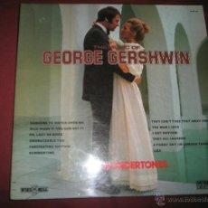 Discos de vinilo: LP-VINILO-GEORGE GERSHWIN-MUSICA-WIND MILL-THE WONDERTONES-1973-12 TEMAS-.. Lote 42431687