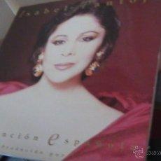 Discos de vinilo: ISABEL PANTOJA CANCION ESPAÑOLA 2 LP. Lote 42433155
