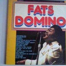 Discos de vinilo: MAGNIFICO DOBLE LP DE FATS - DOMINO - DEL AÑO 1981 -. Lote 42444247