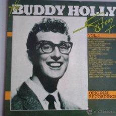 Discos de vinilo: MAGNIFICO LP DE - BUDDY - HOLLY -. Lote 42444249