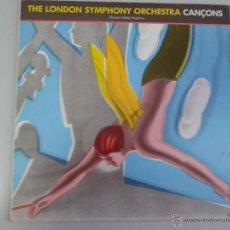 Discos de vinilo: MAGNIFICO LP DE - THE LONDON - SYMPHONY - ORCHESTRAS, CANÇONS CATALANES. Lote 42444250