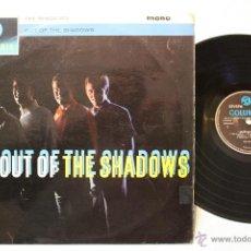 Discos de vinilo: THE SHADOWS OUT THE SHADOWS LP VINYL MONO COLUMBIA 1962 ENGLAND. Lote 42446022