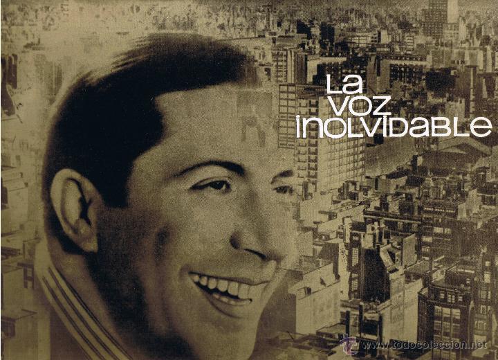 CARLOS GARDEL - LA VOZ INOLVIDABLE - FOTO ADICIONAL (Música - Discos - LP Vinilo - Grupos y Solistas de latinoamérica)
