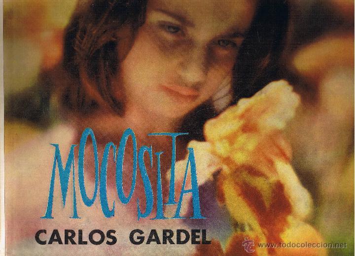 CARLOS GARDEL - MOCOSITA - FOTO ADICIONAL (Música - Discos - LP Vinilo - Grupos y Solistas de latinoamérica)