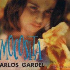 Discos de vinilo: CARLOS GARDEL - MOCOSITA - FOTO ADICIONAL. Lote 42446182