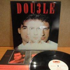 Discos de vinilo: DOUBLE. DOU3LE. LP / POLYDOR - 1987. CALIDAD LUJO. ****/****. Lote 42464695