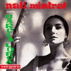 Discos de vinilo: NATI MISTRAL (EN LAS CANCIONES DE FEDERICO GARCIA LORCA)-LOS MOZOS DE MONLEON + EL ZORONGO + . Lote 42474983
