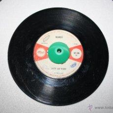Dischi in vinile: DOTTY AND BONNY - TEARS ARE FALLING / DEAREST - ISLAND 148, 1966 . Lote 42476214