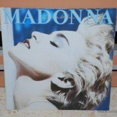 Discos de vinilo: MADONNA LP *TRUE BLUE*. Lote 42480760