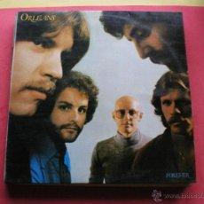 Discos de vinilo: ORLEANS FOREVER LP 1979 INFINITY ED ESPAÑOLA CON ENCARTES PEPETO. Lote 42489855