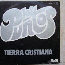 Discos de vinilo: LOS PUNTOS - TIERRA CRISTIANA. Lote 81918302
