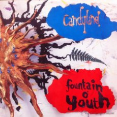 Discos de vinilo: CANDYLAND - FOUNTAIN O' YOUTH (REMIX) . MAXI SINGLE . 1990 NON FICTION RECORDS UK - YESX 4 . Lote 42504242