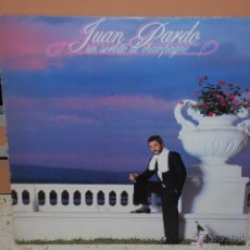Discos de vinilo: JUAN PARDO LP *UN SORBITO DE CHAMPAGNE*. Lote 42504328
