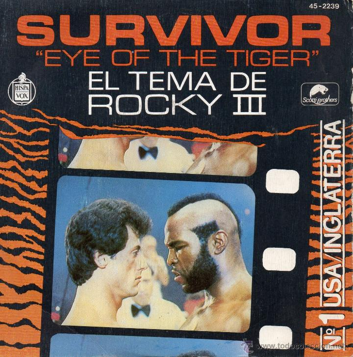 Eye of the Tiger - Rocky