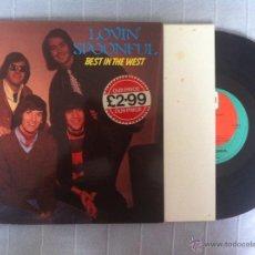 Discos de vinilo: EP LOVIN' SPOONFUL-BEST IN THE WEST-UK 1966. Lote 147980213