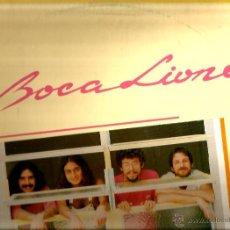 Discos de vinilo: LP BOCA LIVRE : FOLIA ( TERCER LP DEL MAGNIFICO GRUPO BRASILEÑO, INCLUYE UN TEMA DE CAETANO VELOSO ). Lote 42513240