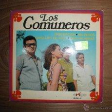 Discos de vinilo: LOS COMUNEROS. FASCINACION + 3. EP. EKIPO 1970. Lote 42530113