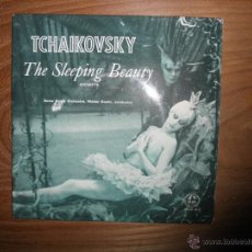Discos de vinilo: TCHAIKOVSKY. THE SLEEPING BEAUTY. ROME OPERA ORCHESTRA. CONCERT HALL. EDICION INGLESA.. Lote 42530285