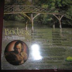 Discos de vinilo: LP-VINILO-GRAN BRETAÑA-JOHN WILLIAMS-BRIDGES-1979-12 TEMAS-PERFECTO ESTADO. Lote 42531736