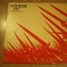 Discos de vinilo: WISHBONE ASH,NUMBER THE BRAVE,MCA RECORDS,1981,MADE IN UK,LP. Lote 42537028