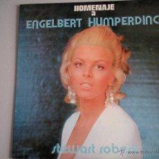 Discos de vinilo: MAGNIFICO LP EN HOMENAJE A - ENEGLBERT - HUMPERDINCK -STEWART - ROBERTS - DEL AÑO 1973-. Lote 42538811