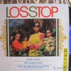 Dischi in vinile: LOS STOP - CASI NADA EP. Lote 130832455