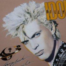 Discos de vinilo: BILLY IDOL,WHIPLASH SMILE EDICION ESPAÑOLA DEL 86. Lote 279404318