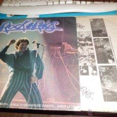 Discos de vinilo: ROCK & RIOS EDICION ESP. CIRCULO DE LECTORES CON ERROR EN LA GALLETA LEER DESCRIP. VER FOTOS. Lote 42546170