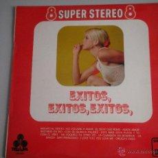Discos de vinilo: MAGNIFICO LP - 8 - SUPER - STERO - 8 -EXITOS - EXITOS - EITOS -. Lote 42551895