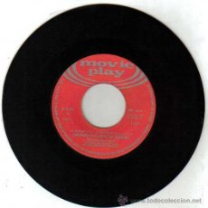 Discos de vinilo: ORFEON INFANTIL ESPAÑA,VILLANCICOS ALEGRIA ALEGRIA,LA VIRGEN FUE LAVANDERA,MOVIE PLAY,1970,SIN FUNDA. Lote 42557507