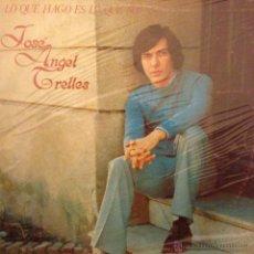 Discos de vinilo: LP DE JOSÉ ÁNGEL TRELLES AÑO 1980 EDICIÓN ARGENTINA. Lote 42566079