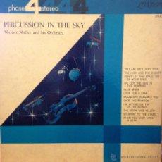 Discos de vinilo: LP DE WERNER MULLER Y SU ORQUESTA AÑO 1961. Lote 42566743