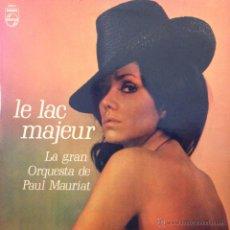 Discos de vinilo: LP DE LA GRAN ORQUESTA DE PAUL MAURIAT AÑO 1972 EDICIÓN ARGENTINA. Lote 42567015