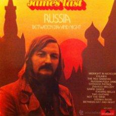 Discos de vinilo: LP DE JAMES LAST Y SU ORQUESTA AÑO 1972 EDICIÓN ITALIANA. Lote 42567059