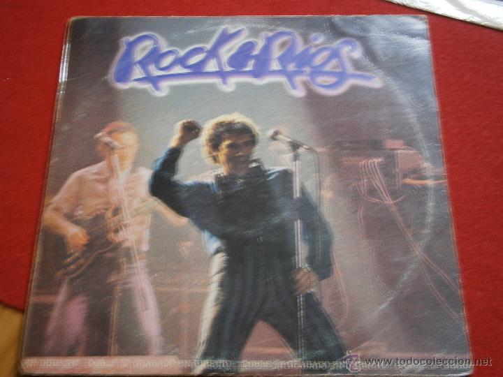 MIGUEL RIOS DOBLE LP LIVE (Música - Discos - LP Vinilo - Rock & Roll)
