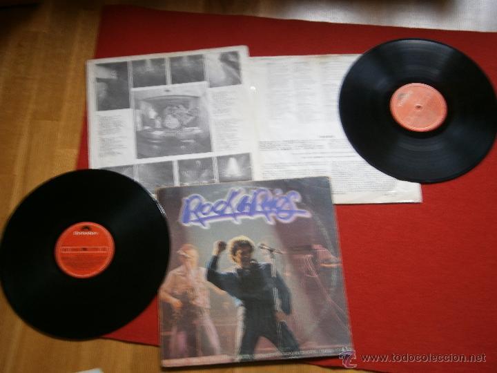 Discos de vinilo: MIGUEL RIOS DOBLE LP LIVE - Foto 2 - 42574985