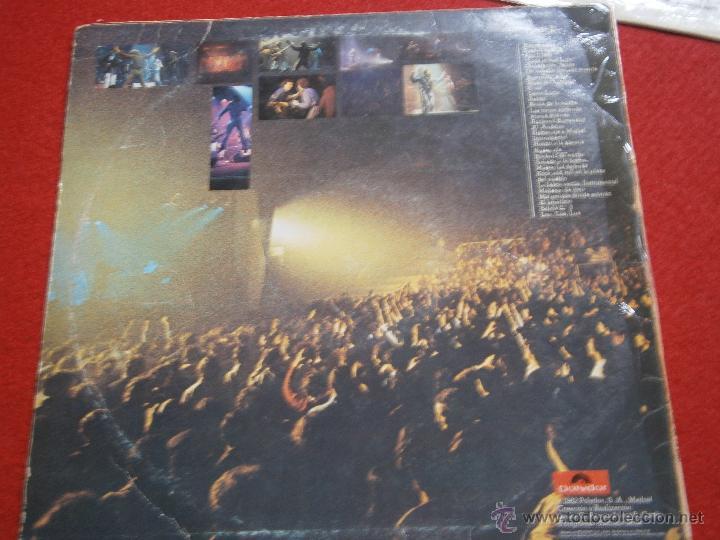 Discos de vinilo: MIGUEL RIOS DOBLE LP LIVE - Foto 3 - 42574985