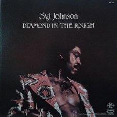 Discos de vinilo: SYL JOHNSON - DIAMOND IN THE ROUGH (LP) 1975. Lote 42577075
